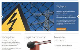 Website donateur Egroservice 2019 | Sponsor Team Tundra 2019