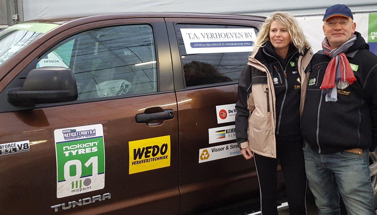 Stichting Team Tundra | Teus en Petra | Nieuw Lekkerland