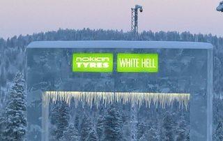 Ingang White Hell | Team Tundra | Liefdadigheidsinstelling | Nederland