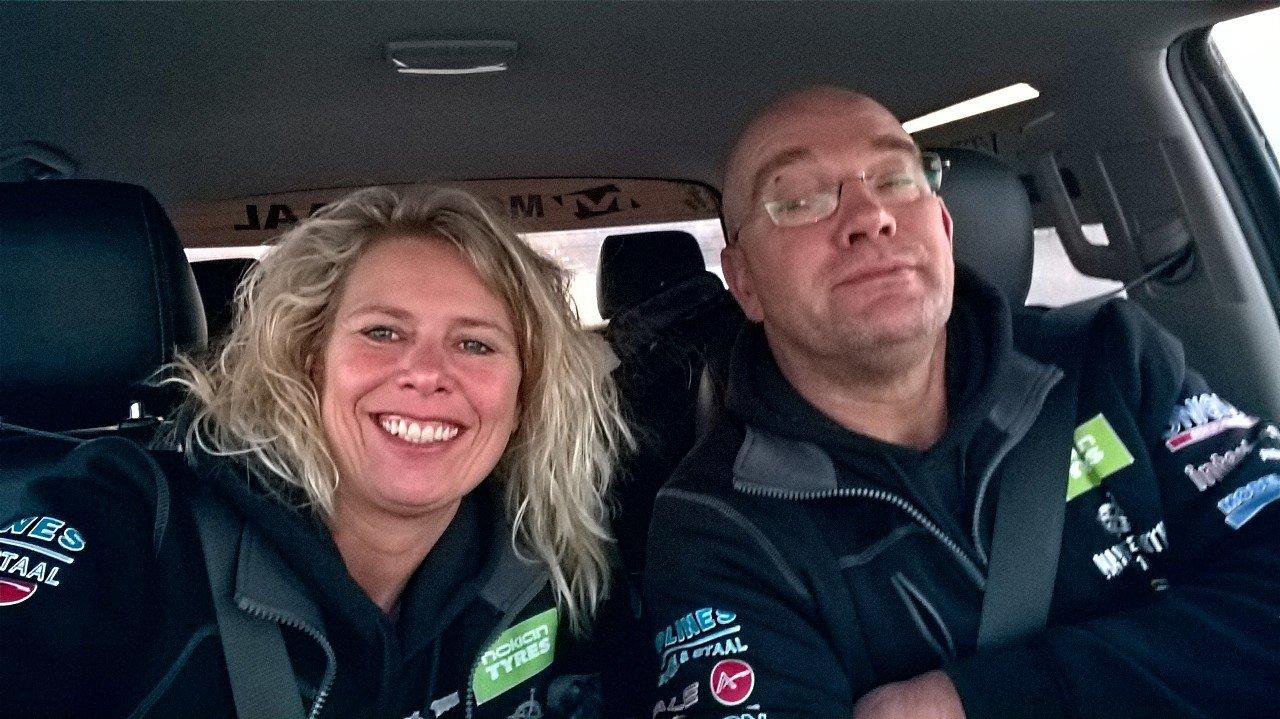 Teus en Petra| Navigate North | Stichting Team Tundra | Nederland