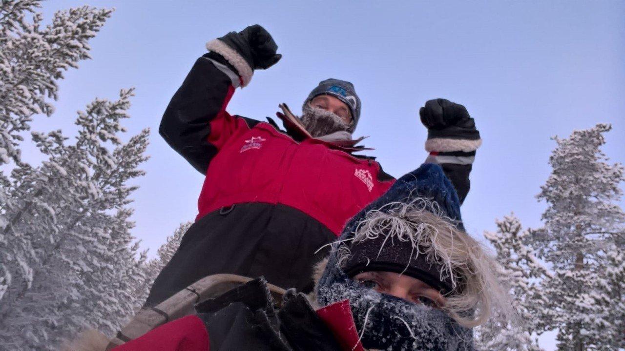 Team Tundra | Challenge | Navigate North | Liefdadigheidsinstelling