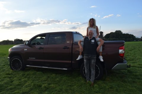 Team Tundra | Teus en Petra | Nieuw Lekkerland | Alblasserwaard