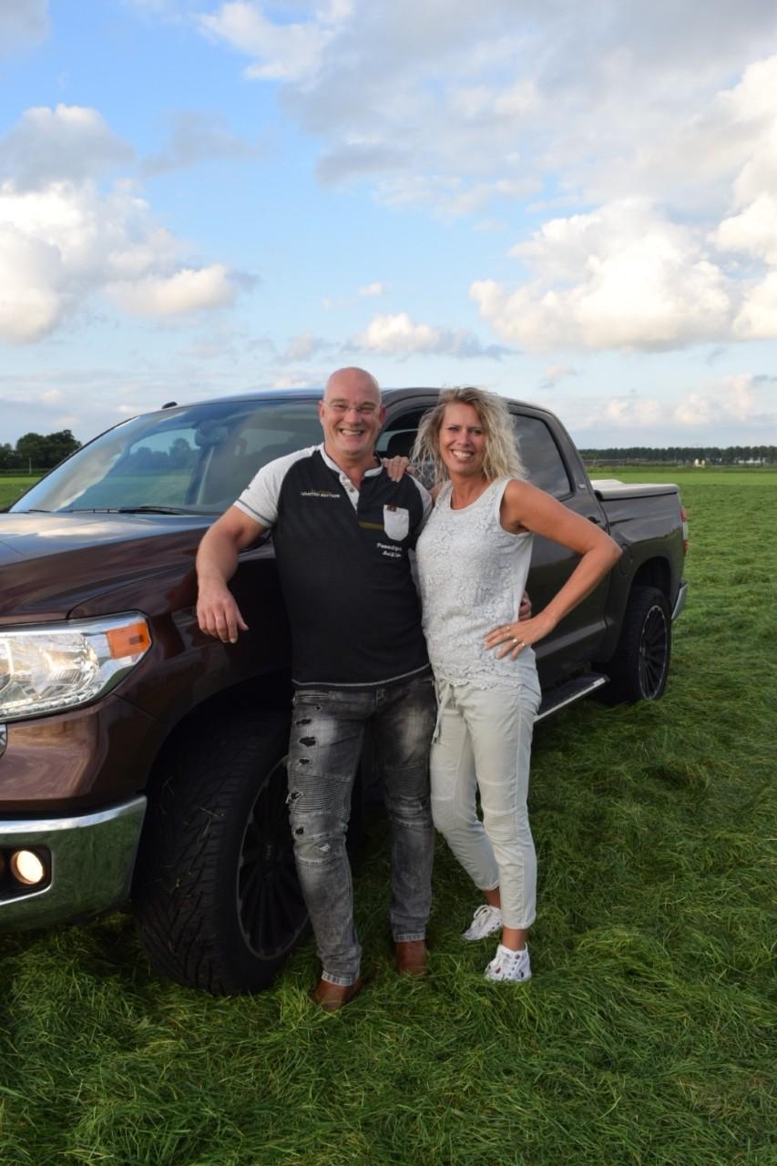 Team Tundra | Petra en Teus | Nieuw Lekkerland | Nederland