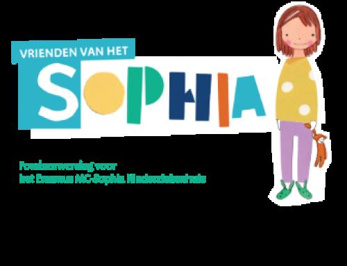 Goede doelen | Stichting Vrienden van het Sophia