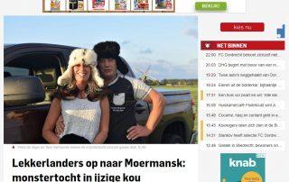 Artikel Algemeen Dagblad - Lekkerlanders