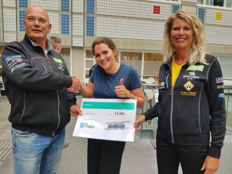 Team Tundra - Donatie Vrienden van het Sophia 2018