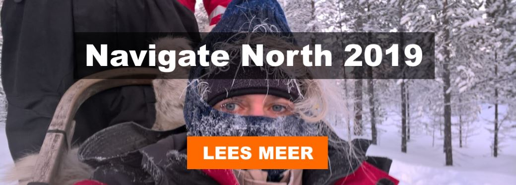 Lees meer over het Team Tundra project Navigate North 2019