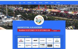 Fondsenwerving 2019 Team Tundra | Havenfestival Alblasserdam 2018
