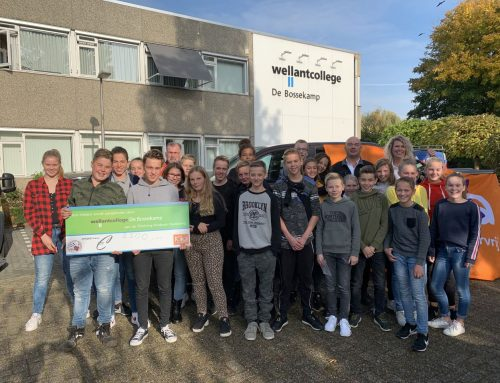Sponsorloop Wellantcollege | KiKa