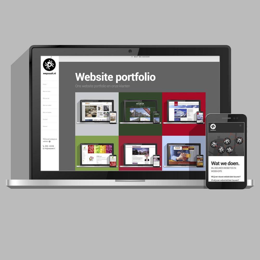 Sponsor 2019 | www.wepsaait.nl | De Websitebouwers