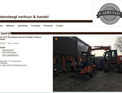 Sponsor 2019 | P Damsteegt