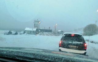 Team Tundra op de pont | Navigate North 2019