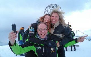 Team Tundra | Op de Noordkaap