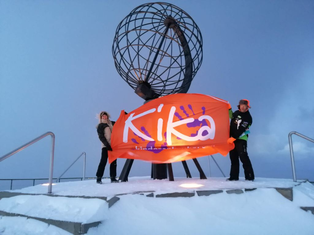 team Tundra | Noordkaap | KiKa