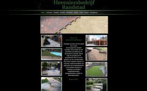 Sponsor | Hoveniersbedrijf Randstad