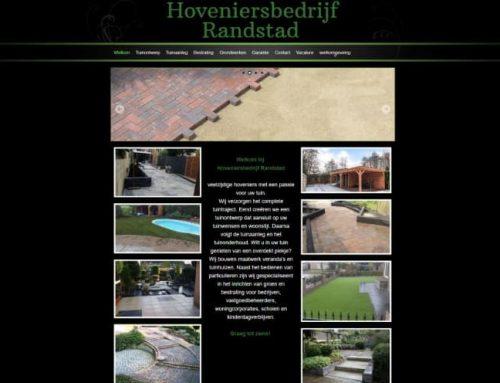 Sponsor 2019 | Hoveniersbedrijf Randstad