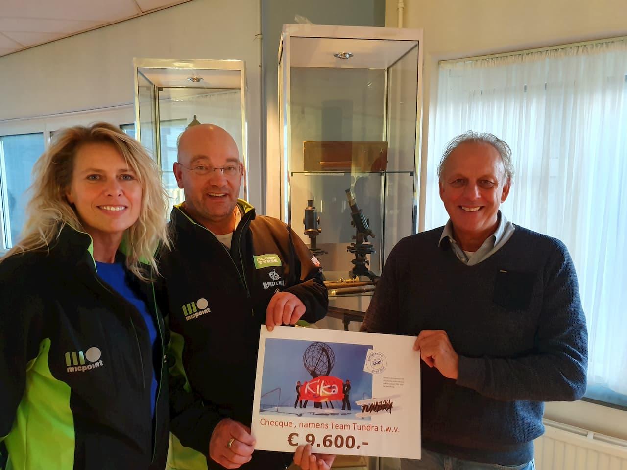 Stichting Team Tundra | Goede doelen 2019 | KiKa