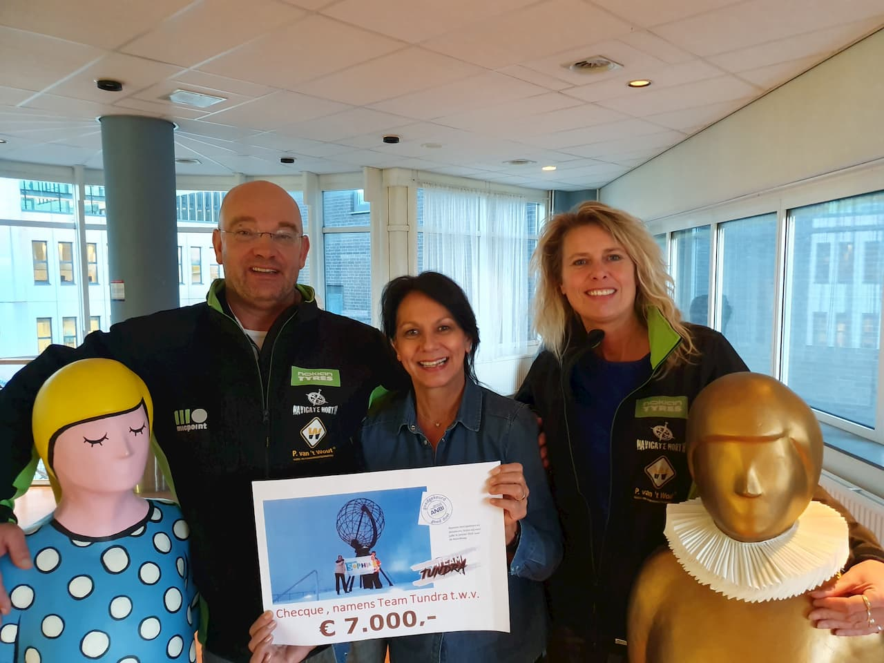 Stichting Team Tundra   Goede doelen 2019   Sophia