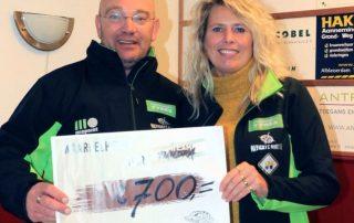 Team Tundra | 2019 - 2020 | Donatie Visvereniging Alblasserdam