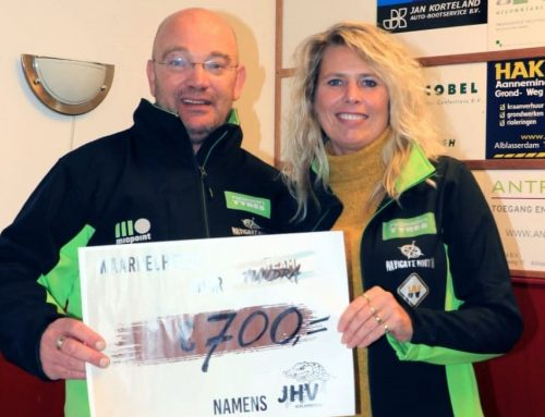Donatie 2019 – 2020 | JHV | Visvereniging Alblasserdam