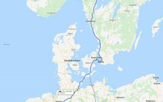 Team Tundra   Navigate North 2020   Eerste etappe