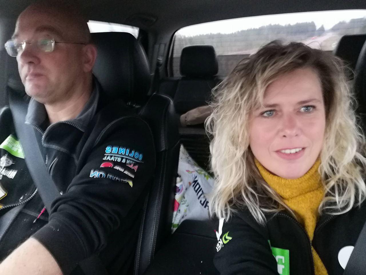 Team Tundra | Petra en Teus | 2020