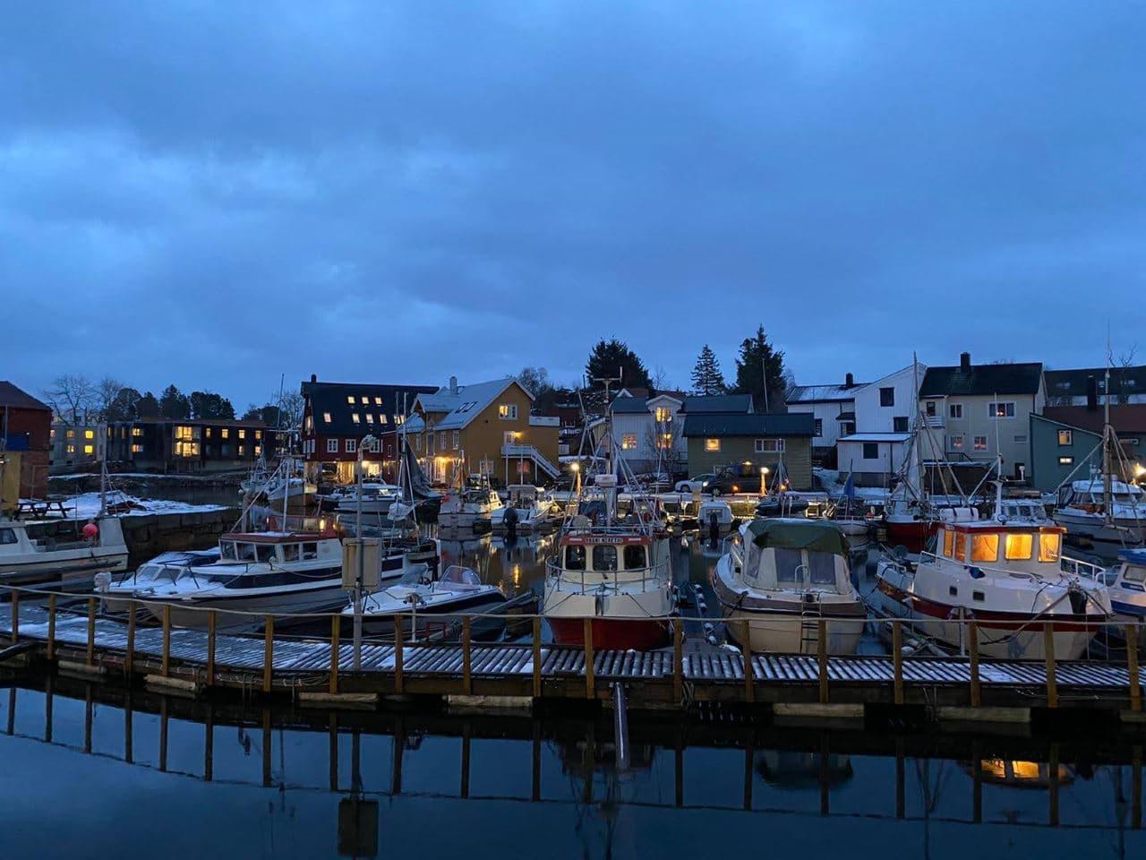 Haven Noorwegen   Navigate North 2020