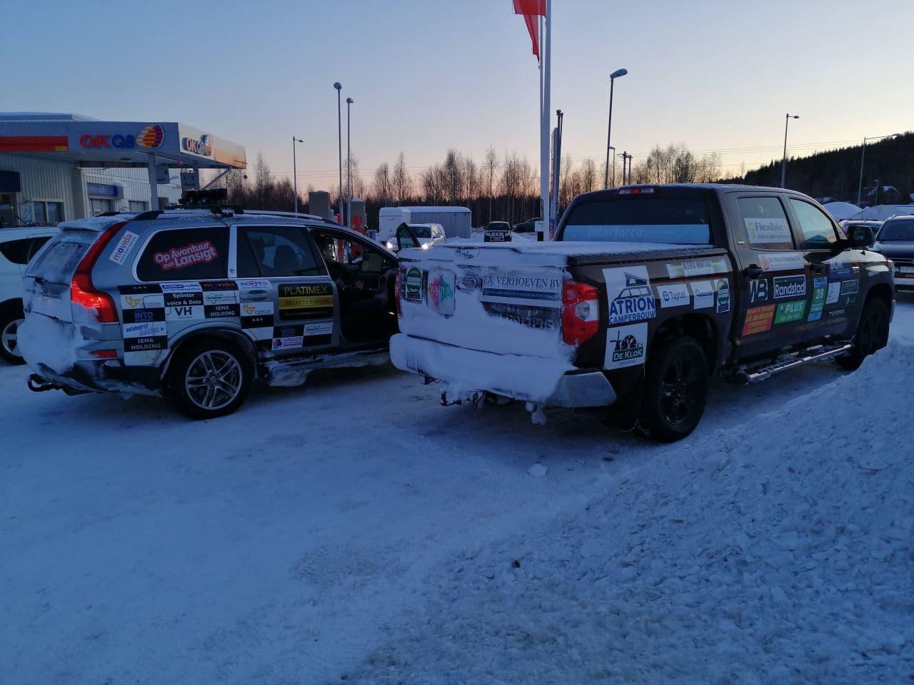 Team Tundra & Noorderlicht | Dag 5 | Navigate North 2020