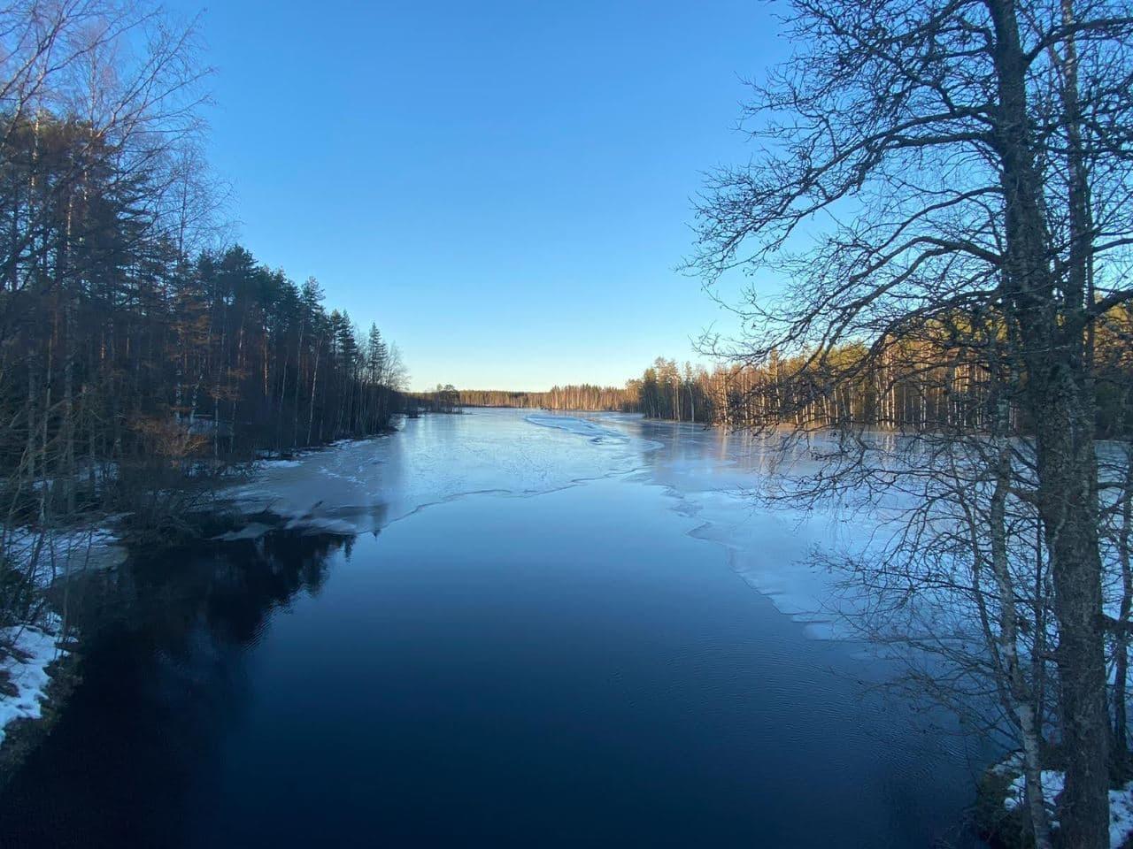 Bevroren meer in Finland | Dag 6| Navigate North