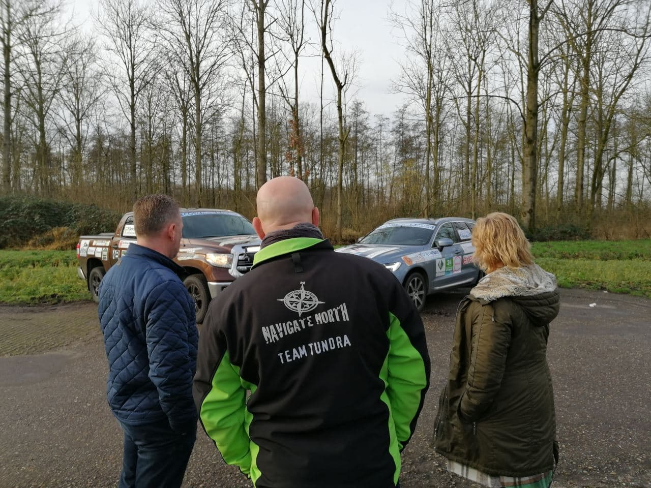 Team Tundra & Team Noorderlicht | Voorbereiding | Navigate North 2020